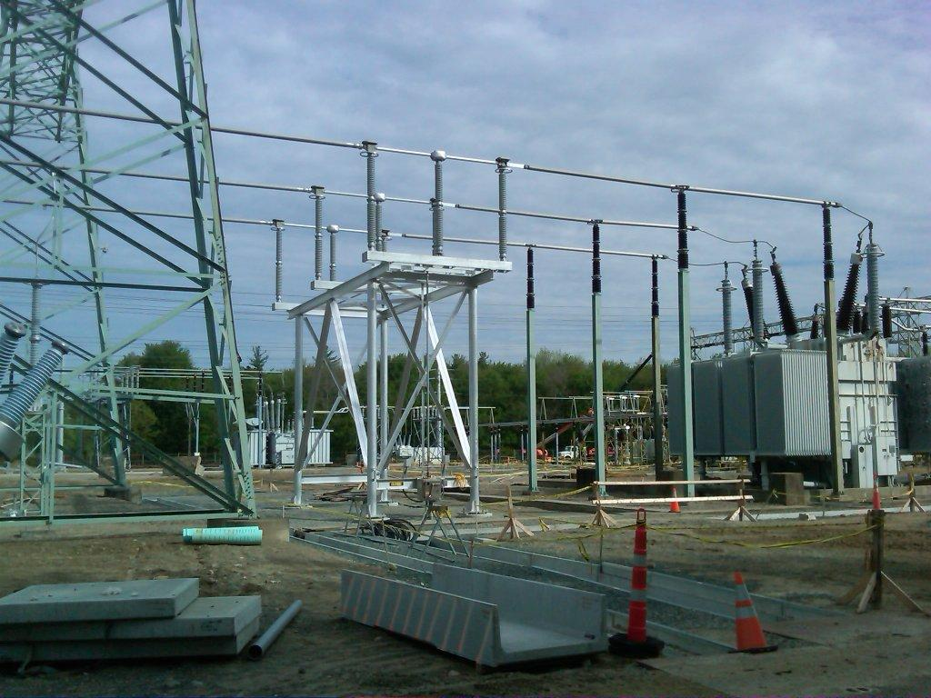 Electrical Projects Jf White National Grid Coordination Of Men And Equipment Involving Subcontractors Outside Contractors