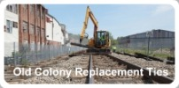Old Colony Track Project in the news...
