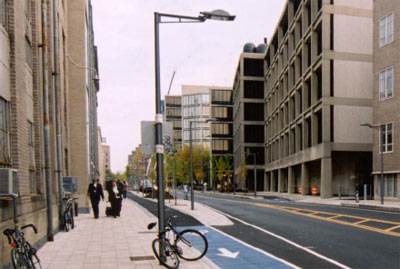 MIT VASSAR STREETSCAPE